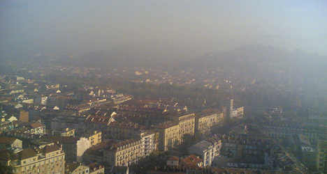 Европскиот суд на правдата ја осуди Италија поради загадувањето на воздухот