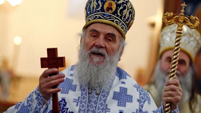 Патријархот на Српската православна црква позитивен на коронавирусот