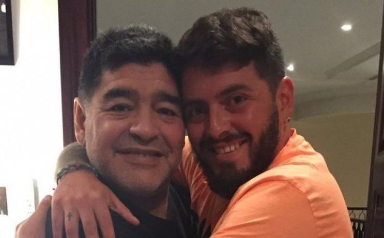 Синот на Марадона е позитивен на ковид-19, ќе бега од болница ако треба за да оди на погреб на татка си