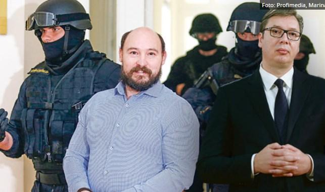 Платен убиец призна дека два клана му побарале да го ликвидира Вучиќ