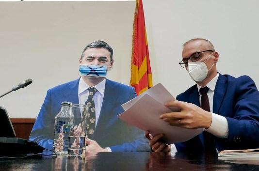 """Милошоски: Бришачот, тој којшто ја избриша придавката """"македонски"""" од институциите  е Никола Димитров"""