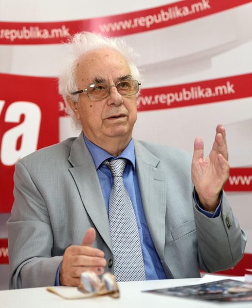 Наумов: И претседателот и премиерот беа избрани кај мене дома