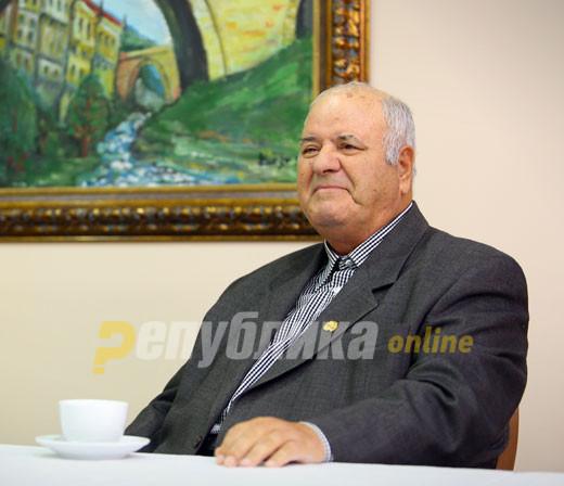 Груевски за Ѕинго: Тој беше голем патриот кој многу ја сакаше Македонија, искусен во политиката, бизнисот, но и животот воопшто
