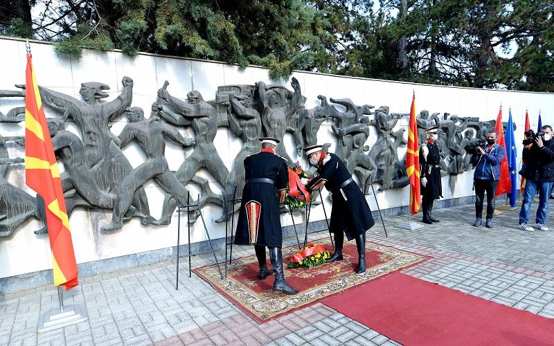 Македонецу, глава твоја високо да стои!