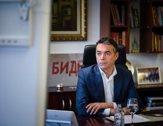 Димитров разочаран од Бугарија: Но, ние и понатаму ќе внимаваме  никому да не му дадеме причина да нè блокира