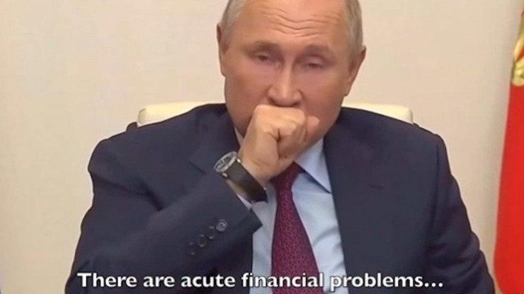 Кашлицата на Путин го потресе светот, тој тврди дека е добро и дека редовно се тестира