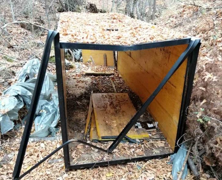 Уништена опремата за проучување на балканскиот рис во Кичевско