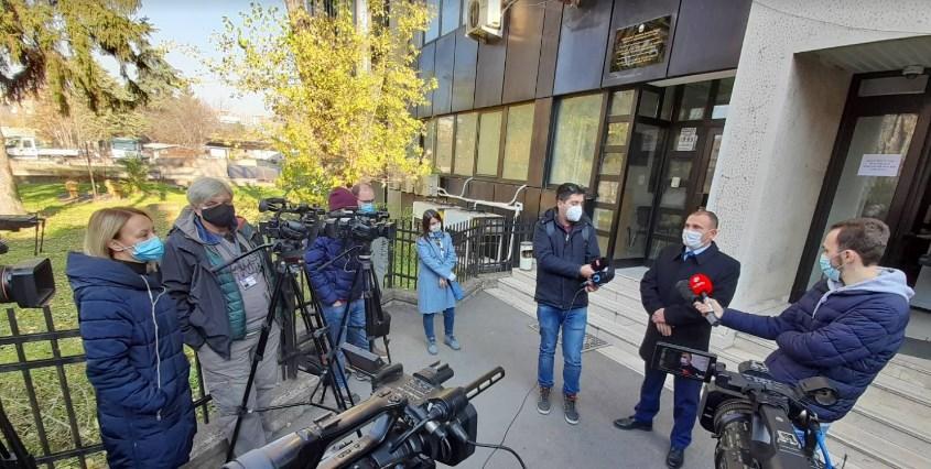 Стојанче Ангелов уверува дека состојбата е под контрола