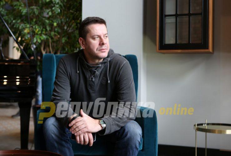 Владо Георгиев доби забрана за влез во Црна Гора до 2030 година