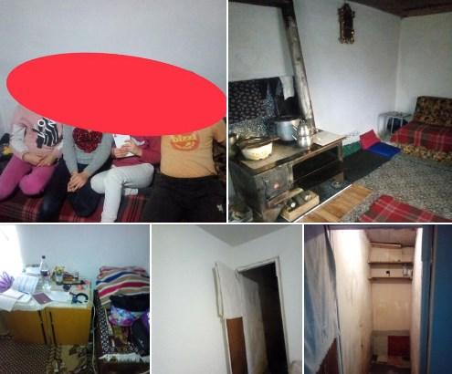 Три генерации живеат во една соба, немаат ни вода – апел за помош на семејство од Тетово