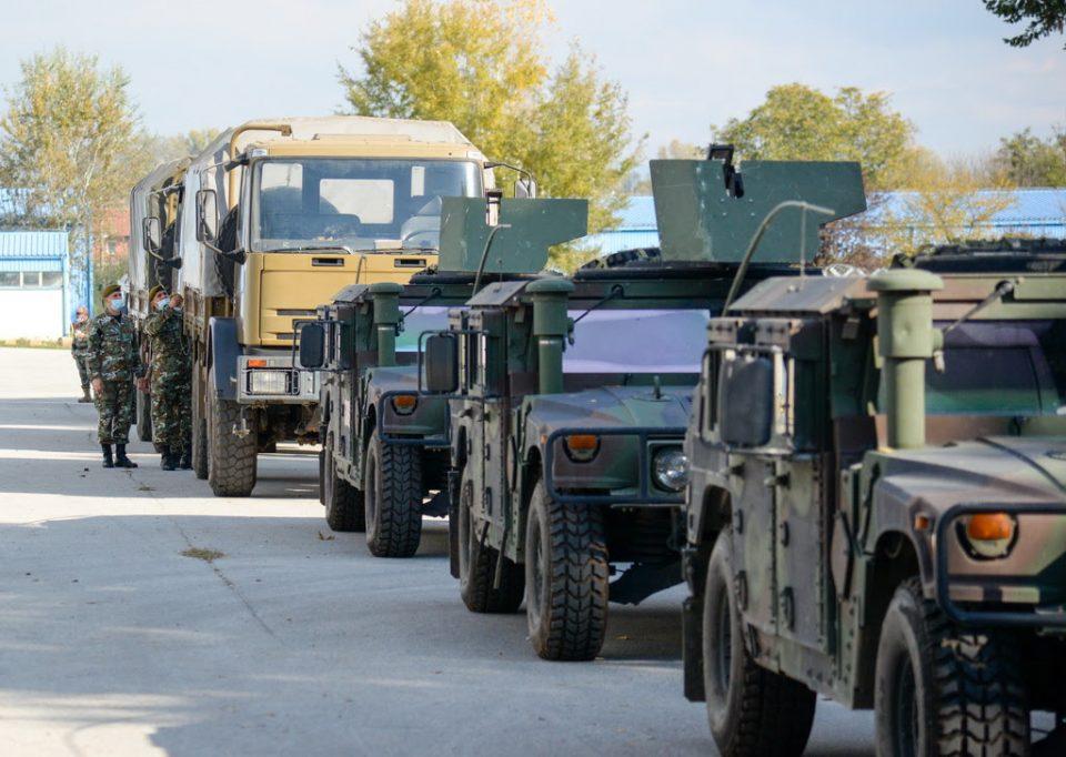 Владата прогласи кризна состојба на дел од територијата на Македонија
