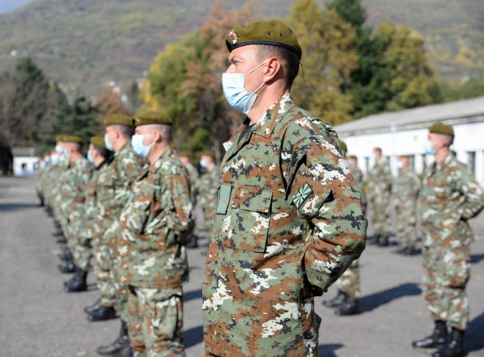 Шекеринска: Македонските војници од Авганистан до јули ќе се вратат дома