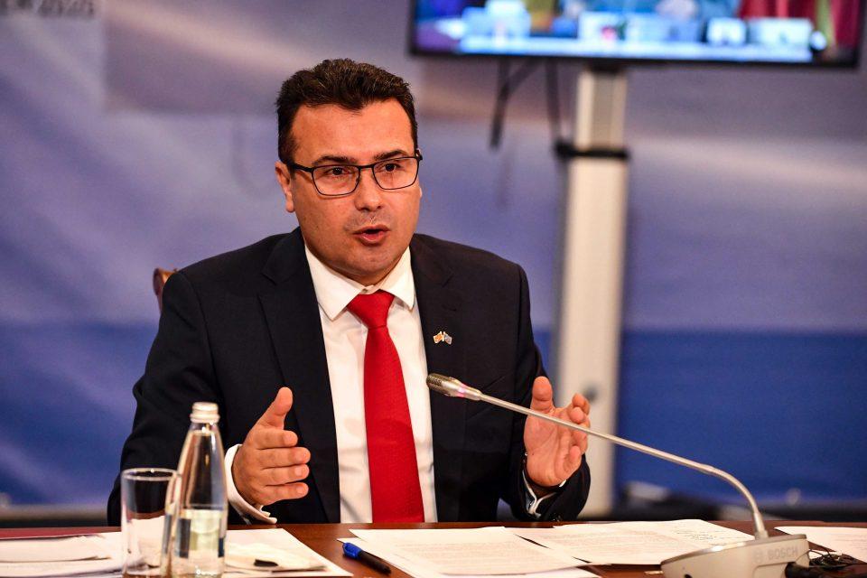 """Заев: Со влезот во ЕУ во Македонија ќе се намали иселувањето на граѓаните"""""""