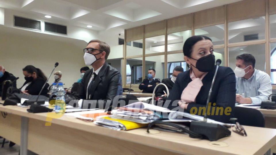 Боки кон судијката: Бев жртва на уцена од политички багабонти, а вие сте инструирана
