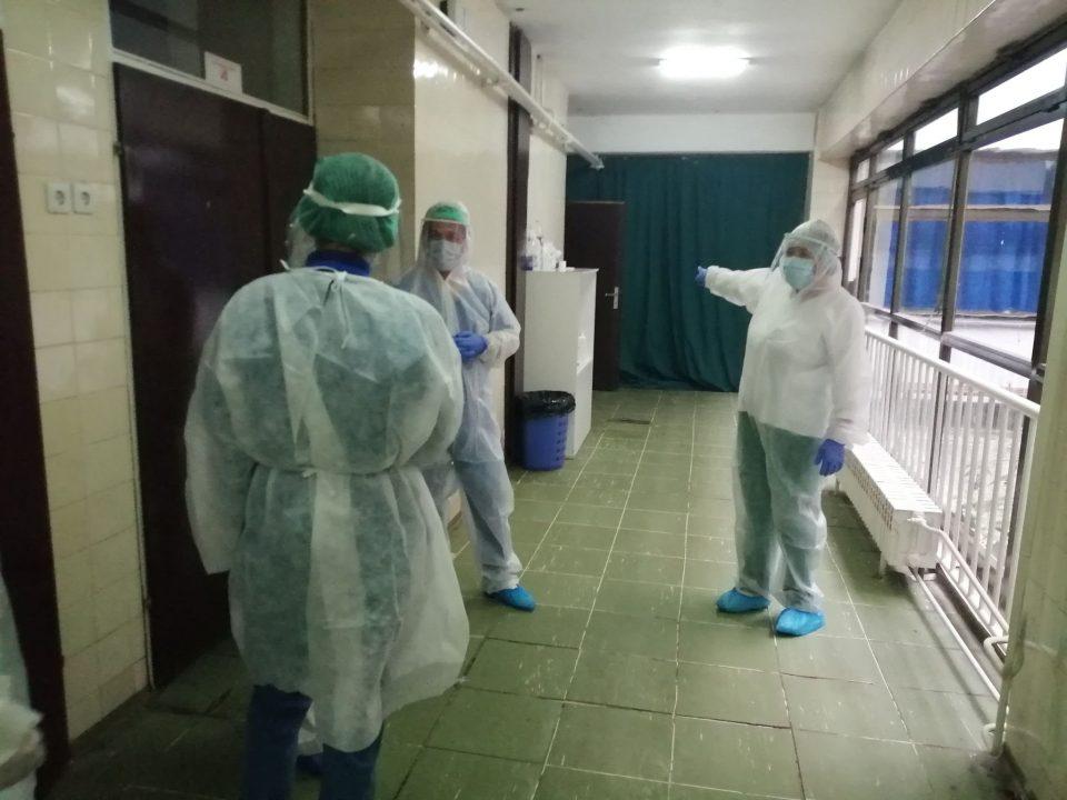 Четири сестри се грижат за 56 пациенти во штипската болница, утре се чека извештајот за починатата 41-годишна пациентка
