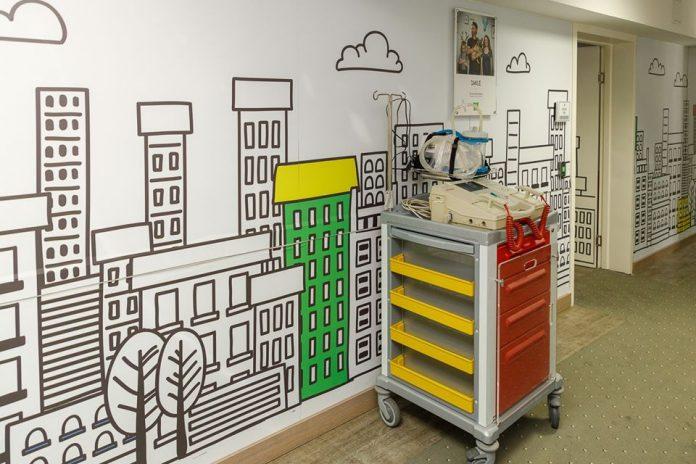 """Стариот објект на """"Систина"""" ќе стане нова инфективна болница и ќе има сто кревети"""