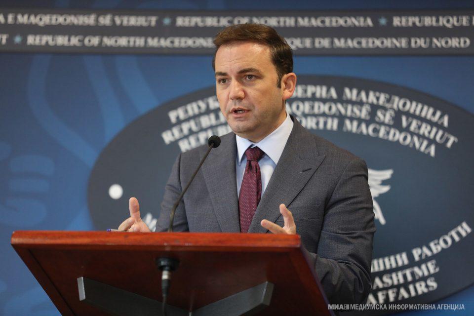 Османи: Tоa што Македонија не ги почна преговорите е неуспех и на ЕУ
