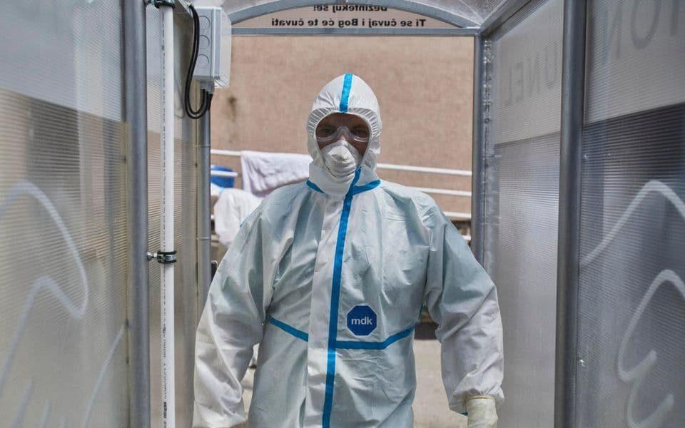 Во Црна Гора 339 нови случаи на коронавирус, починаа пет пациенти