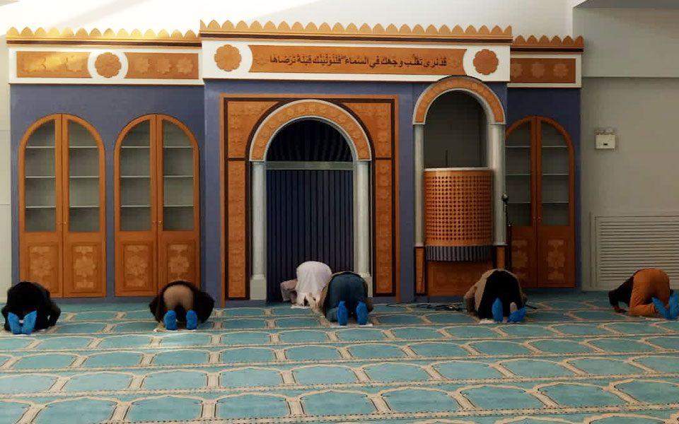 Отворена првата џамија во Атина