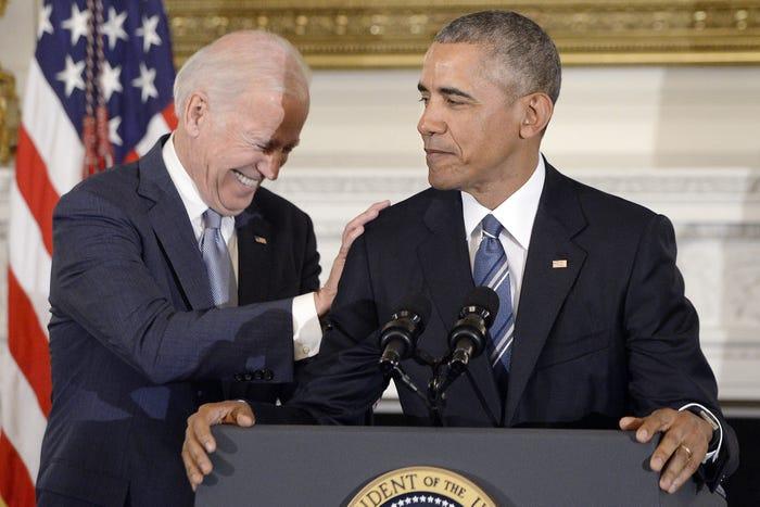 Обама: Бајден ќе работи во најдобар интерес на секој Американец