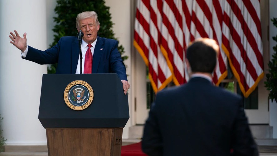 Републиканците во Конгресот контра Трамп: Го поништија неговото вето за Законот за одбрана