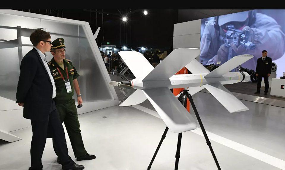 "Компанијата ""Калашников"" произведе дрон-камиказе"