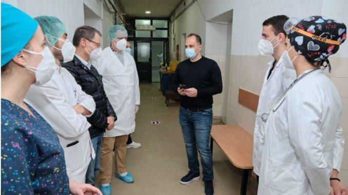 Интерните клиники ставени во функција за лекување и на ковид пациенти