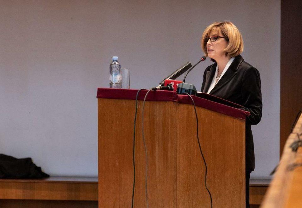 Кажете ѝ на Захариева дека во Македонија постои бугарски културен центар од 2002 година