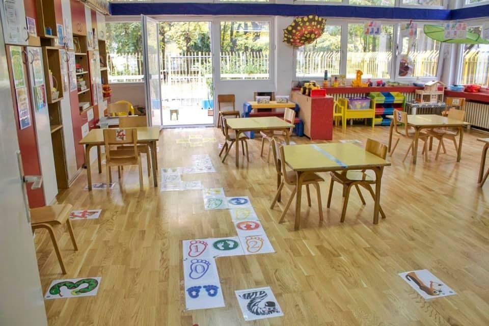 Шахпаска: Во градинките нема внатрешно ширење на вирусот меѓу децата