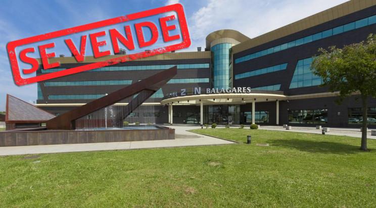Шпанците си ги продаваат хотелите