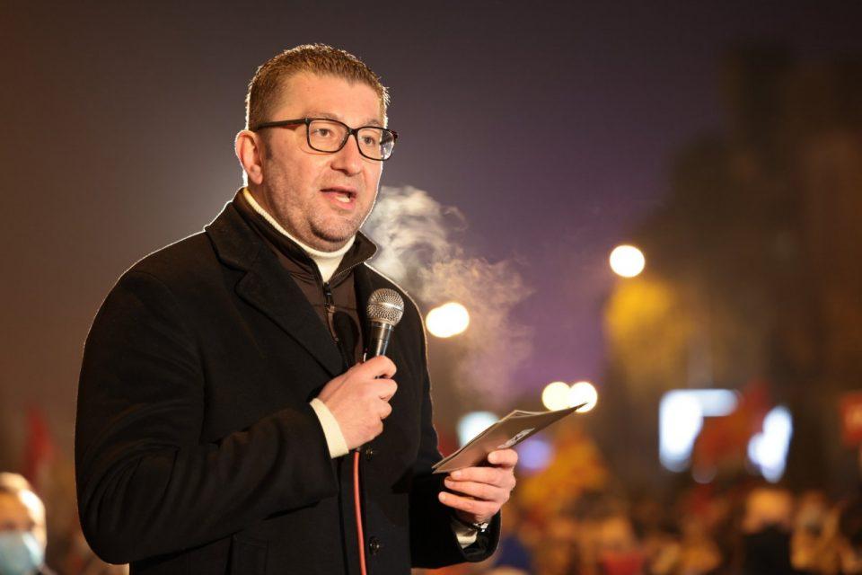 Мицкоски: Колку навреди треба како народ да истрпиме за да има макар една осуда и реакција од Владата и Зоран Заев?