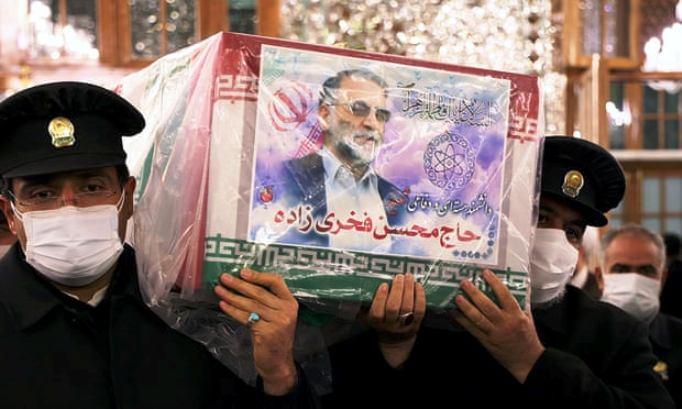 Иран најави напад врз Израел како одмазда за убиството на иранскиот научник
