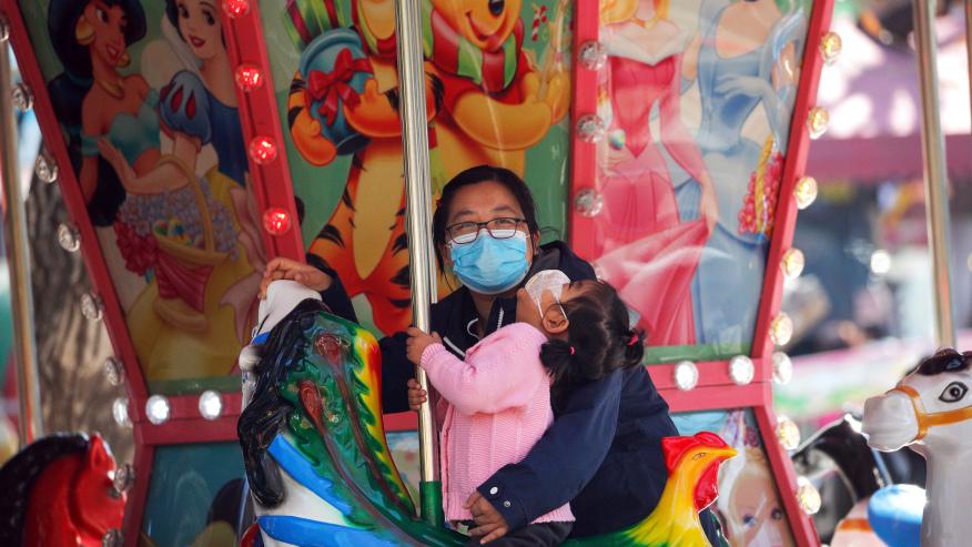 Во Кина 15 нови случаи на коронавирус, 13 од нив се увезени