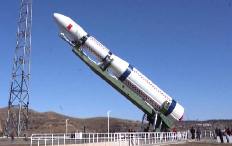 Кина го лансираше првиот 6Г сателит