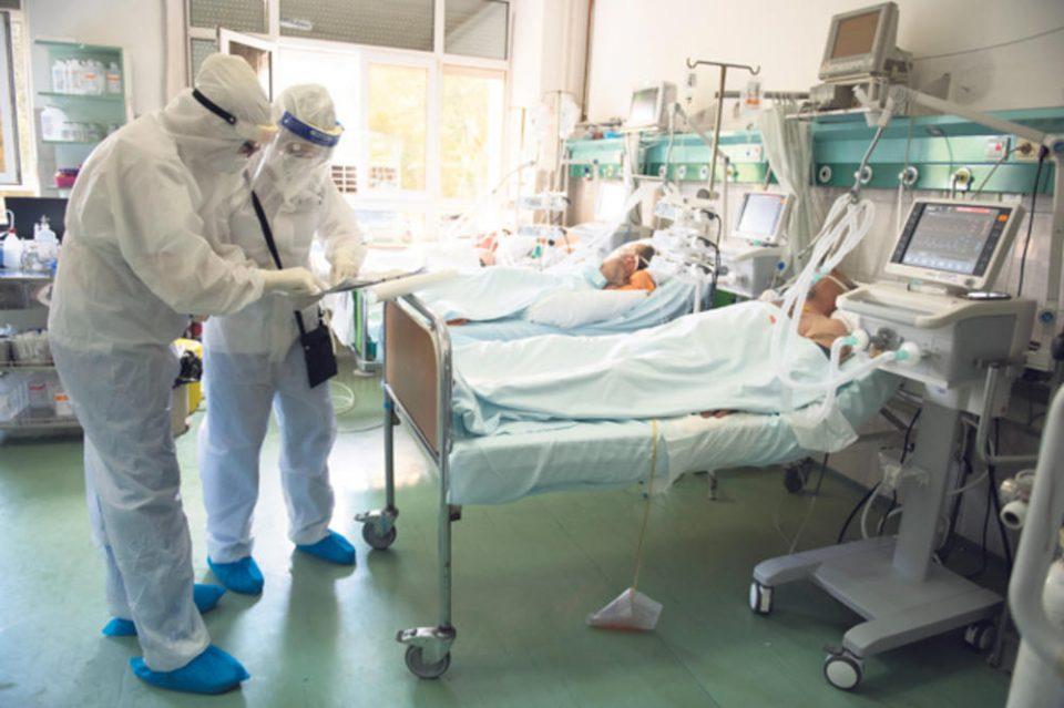 Во Србија рекордни 7.999 новозаразени со коронавирус, 48 починати