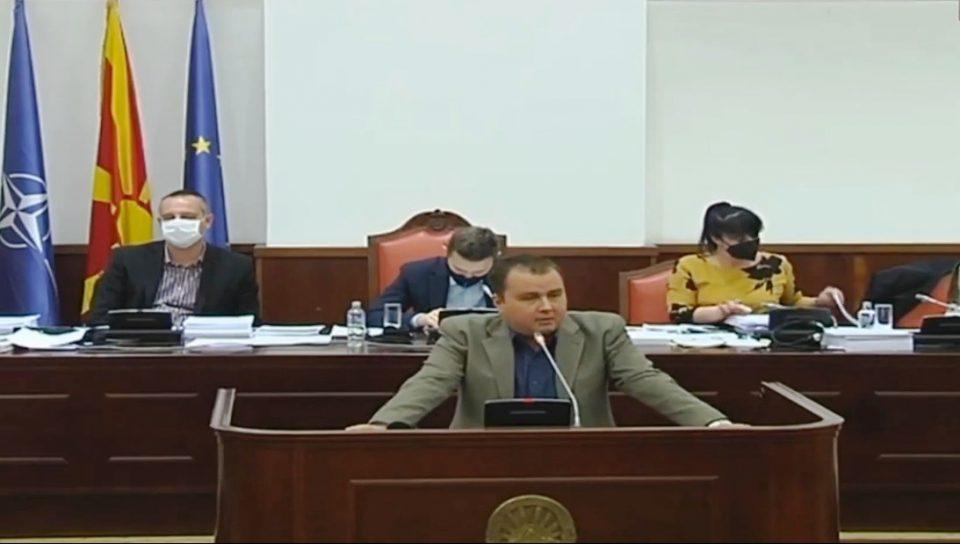 Пренџов: Со буџетот за 2021, власта предвидува само 0,4 % за заштита на животната средина