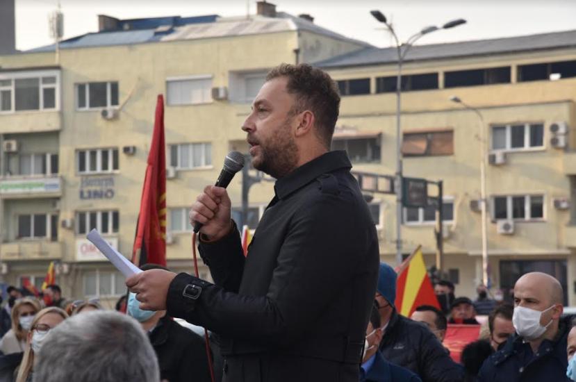 Љутков: Секогаш кога СДСМ е на власт се труди да ја уништи културата