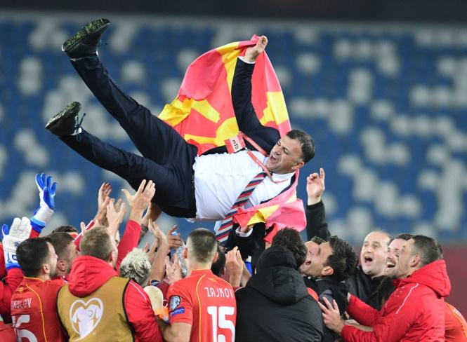 Maкедонија на нозе, одиме на Европско!