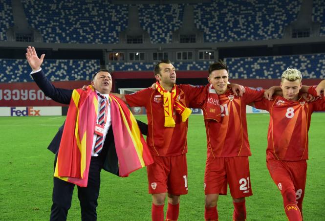 Претседателот на ФФМ Сејдини барал да се тргне селекторот Мрме од химната за Европско