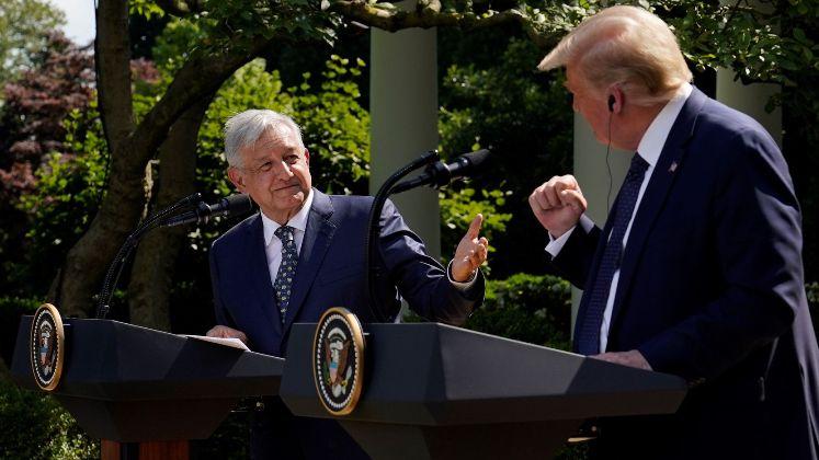 Претседателот на Мексико нема да му честита на Бајден додека нема правна потврда за реултатите од изборите