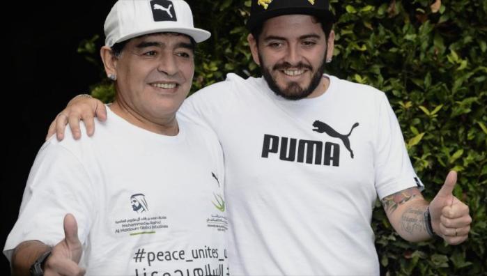 Марадона излезе од болница, но неговиот син влезе, има компликации од Ковид-19