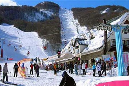 """""""Кочан ладно"""" во Маврово, најмогу снег на Шапка"""