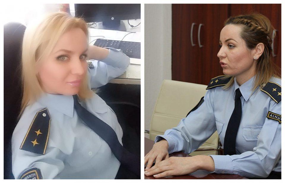 """Користела одмор: МВР демантира дека полицајката која """"се удри"""" во пајакот си дала отказ"""