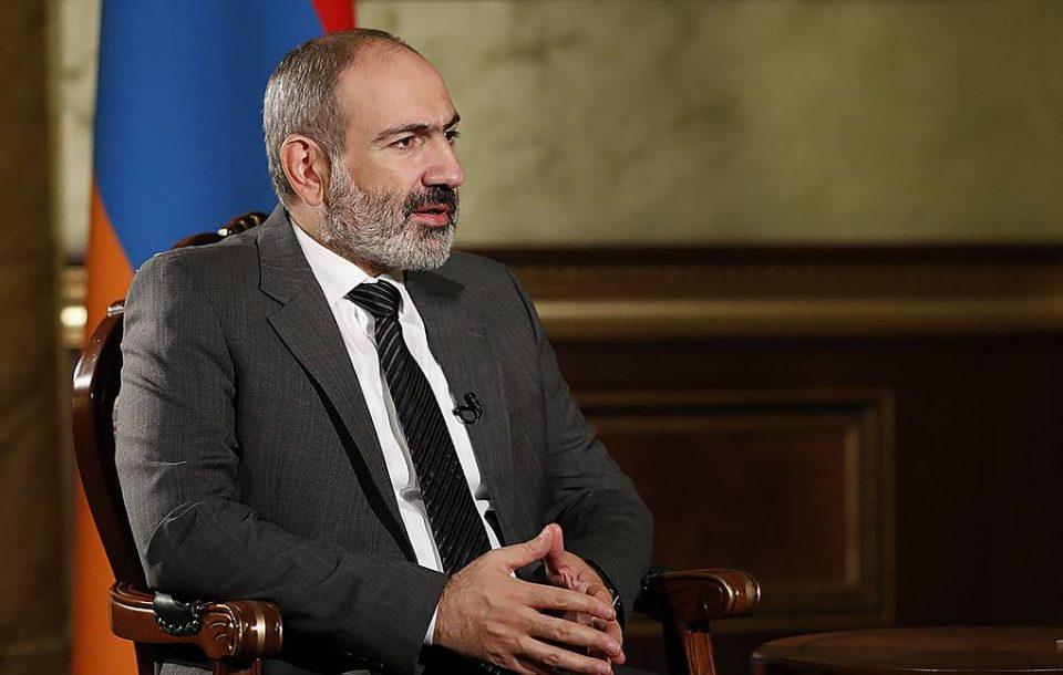 Пашињан: Јас сум одговорен за ситуацијата во Нагорно Карабах, но и за иднината на Ерменија