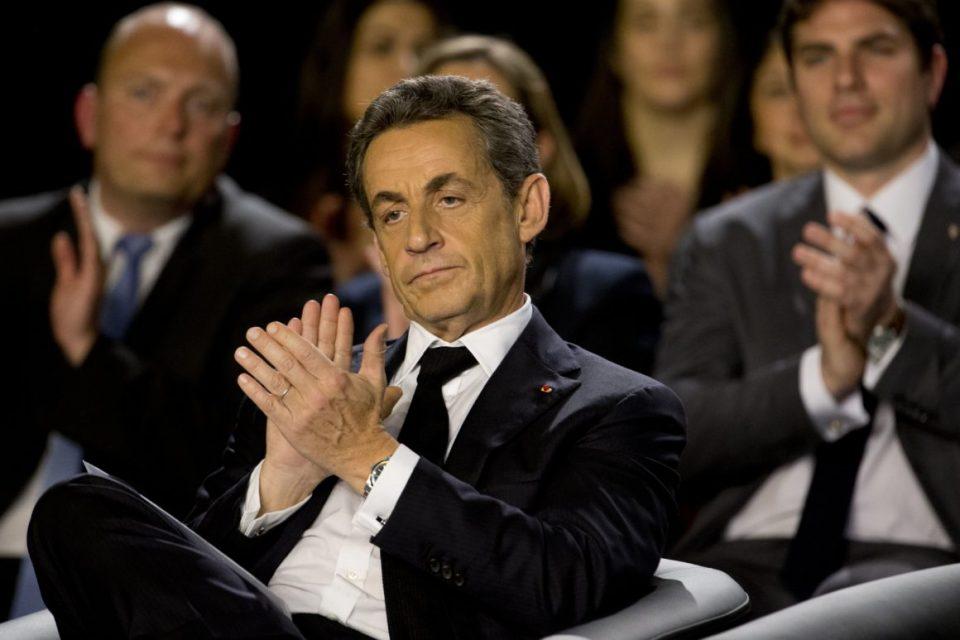 Никола Саркози осуден на три години затвор за корупција