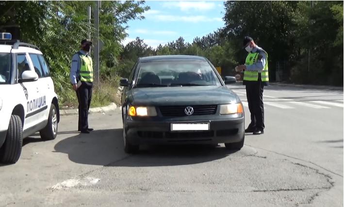 Со новите законски измени полицијата може да ве исклучи од сообраќај и да го одземе возилото
