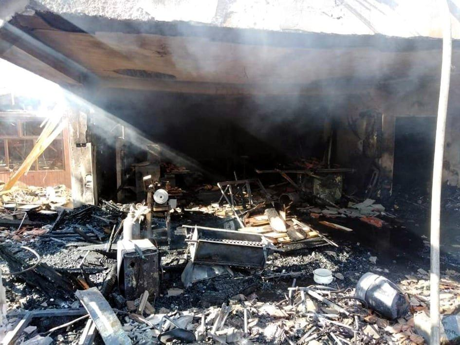 Пожар во работилница во Трубарево и запален котел за парно во ЕСМ Енергетика