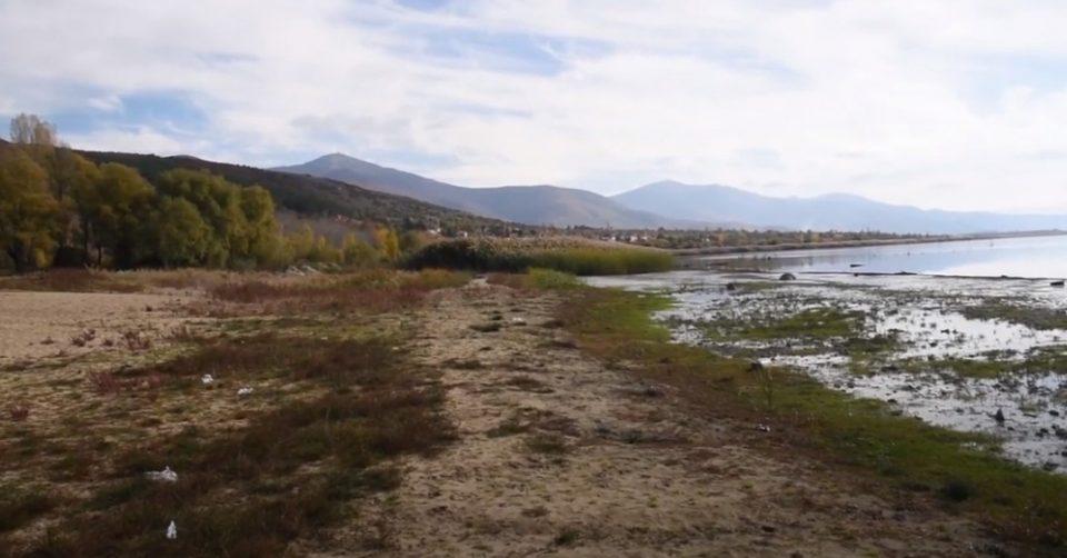Преспанско Езеро зголемено за 14 сантиметри