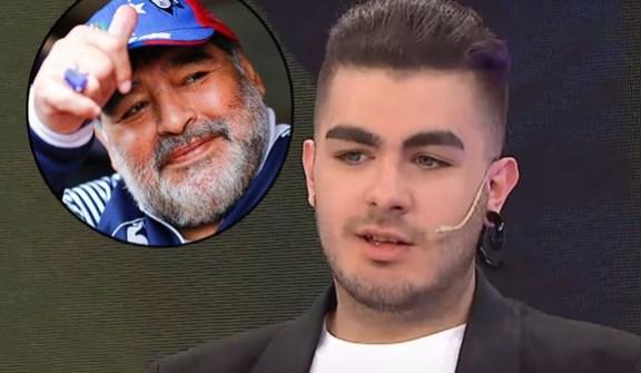 Бара да се откопа телото на Марадона: Oва момче тврди дека е вонбрачен син на Диего