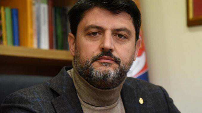 Црна Гора го протера српскиот амбасадор од земјата